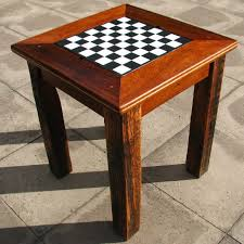 chess board coffee table chess table backgammon table tables all products