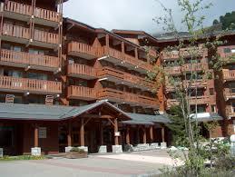 La Plateforme Du Batiment Argenteuil by Hotellerie Residence Les Crets Montagne Principale Jpg