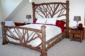 adirondack custom interior twig work little log house