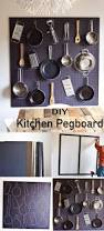 Kitchen Pegboard Ideas 15 Innovative Diy Kitchen Organization U0026 Storage Ideas Keep Your