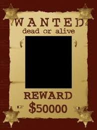 wanted poster template photo this is a template i can use to make
