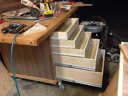 Ideas For Workbench With Drawers Design Endearing Ideas For Workbench With Drawers Design Garage Garage
