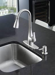 Moen Kitchen Faucets Brushed Nickel Kitchen Astounding Moen Kitchen Faucets Lowes Moen Bath Faucets