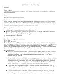 Best Sample Resume For Freshers Engineers by Objective Of A Resume U2013 Okurgezer Co
