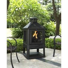 Steel Firepit Crosley Furniture Monticello Black Steel Firepit Free Shipping