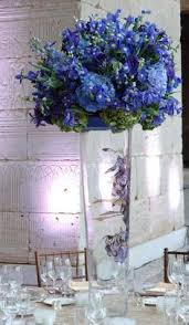 Blue Wedding Centerpieces by Shades Of Blue Wedding Centerpiece Ideas Preston Bailey Blue