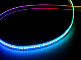 10 meter led strip lights adafruit dotstar digital led strip white 144 led m one meter