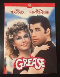 grease widescreen deluxe dvd estatesales org