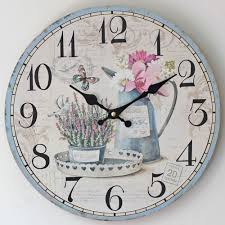 compare prices on shaped wall clock online shopping buy low price