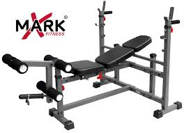 Olympic Bench Press Dimensions Xmark Olympic Weight Bench With Leg Curl Attachment Xm 4421