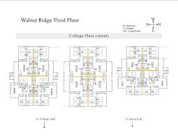 plan steps for building plan of layout the walnut ridge apartments