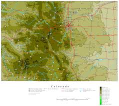 Littleton Colorado Map by Colorado Free Map