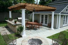 Bbq Patio Designs Ideas Grill Patio Ideas And Terrific Outdoor Island Ideas 2