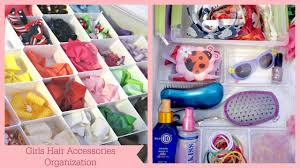 organize hair accessories hair accessories organization