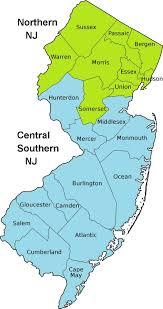 New Jersey Zip Code Map by Export Gov Nj Staff
