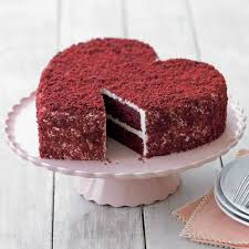 cheap cakes heart velvet cake from williams sonoma this would be easy to