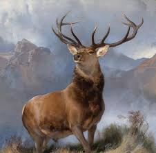 the monarch of the glen painting wikipedia