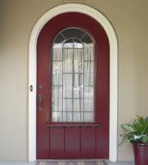 after the rich mahogany red color adds impact i love front