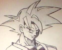 son goku dragonball z by kaioken1055 on deviantart