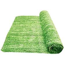 Outdoor Grass Rug Green Artificial Grass Area Rug Grass Height