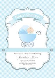 Examples Of Invitation Cards Baby Shower Invitation Card Marialonghi Com