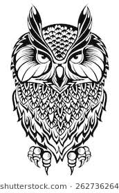 tattoo pictures of owls owl tattoo images stock photos vectors shutterstock