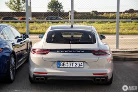 porsche panamera turbo red porsche 971 panamera turbo 6 july 2016 autogespot