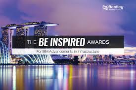 bentley singapore bentley systems announces winners of 2017 be inspired awards