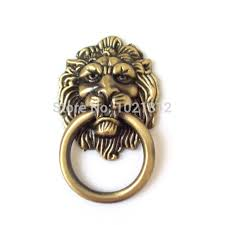 antique bronze lion antique bronze lion cabinet handles knob drawer pull closet