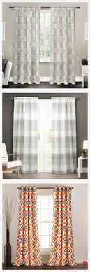 In Store Curtains Horizontal Striped Curtains Instead Of Vertical Blinds In Family