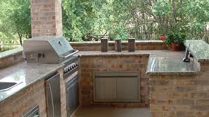 outdoor kitchen backsplash how to outdoor kitchen cabinets high back bar stools white