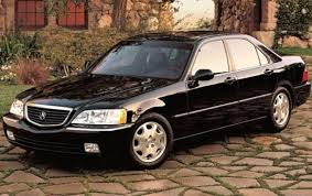 2000 acura rl information and photos zombiedrive