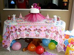 party decoration ideas at home decorations sanrio party supplies hello kitty decorations