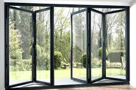 Bi Fold Glass Doors Exterior Cost Bi Fold Patio Door Or 23 Bi Folding Exterior Door Prices 2ftmt Me