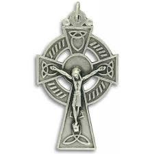 celtic crucifix celtic crucifix 1 7 8 inch