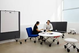 office table on wheels wheels keilhauer
