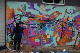 Mural Artist by Graffiti Artist U0027s Passion Is Transforming A North Nashville
