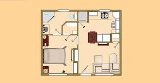 small or tiny house plans under 500 sq ft home act