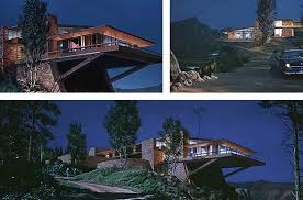 archi peculiar and spectacular famous houses from movies