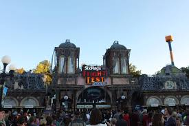 Six Flags Tennessee A First Timer U0027s Guide To Six Flags Fright Fest This Is My South