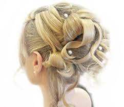 Hochsteckfrisurenen Selber Machen Mittellange Haar Einfach by Hochsteckfrisuren Mit Anleitung Selbermachen