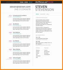 New Format Resume Resume Format Cv New Of D Peppapp