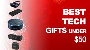 best tech gifts under 50 goandroid