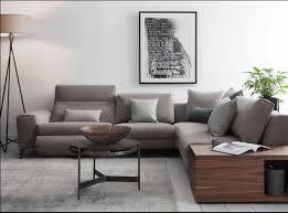 canapé d angle monsieur meuble canapé d angle en tissu chez monsieur meuble à bourg de péage