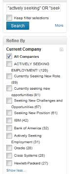 Seeking New How To Find And Identify Active Seekers On Linkedin Boolean
