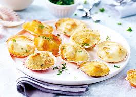 cuisiner les coquilles st jacques surgel s 12 mini coquilles st jacques apéritives surgelé gamme apéritifs sur