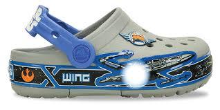 star wars crocs light up crocs kids crocslights star wars x wing kid s shoes nz foot