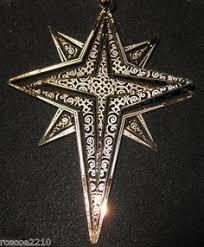 baldwin reindeer brass ornaments