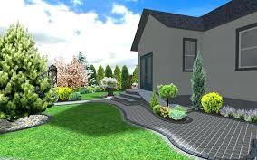landscape design images free trees top view royalty free stock
