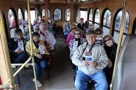 Charleston Trolley Map Beantown Trolley And Harbor Cruise Two Day Pass